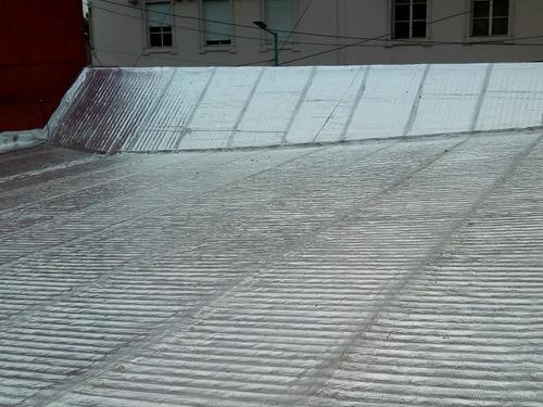 membrana techos colocación