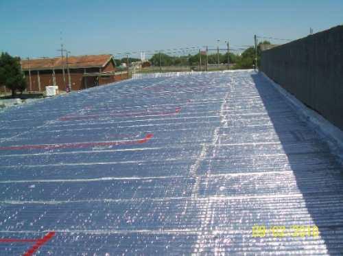 membrana techos impermeabilizacion