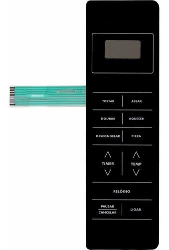 membrana teclado forno elétrico philco 42e 26.4 cm x 7.7 cm