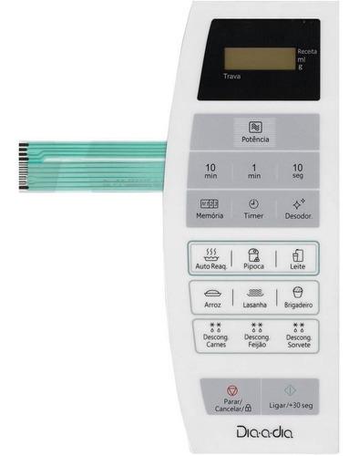 membrana teclado microondas panasonic nnst254w nn st 254w