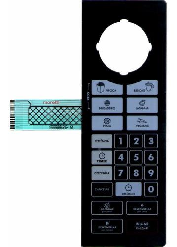 membrana teclado microondas philco pme31 pme 31