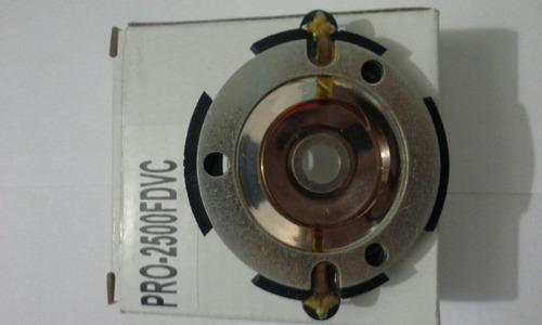 membrana tweeter pro-2500fdvc