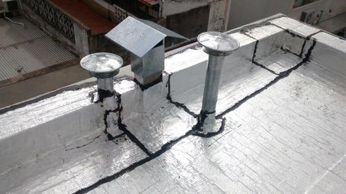 membranas asfaltica ormiflex aluminio 40kg techos colocación