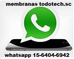 membranas colocación  tel.20844876 cel 1564046942