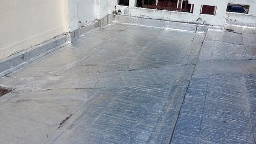 membranas geotextil techistas proyecto galpones filtraciones