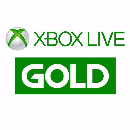 membresia 12 meses xbox live gold 3 mese