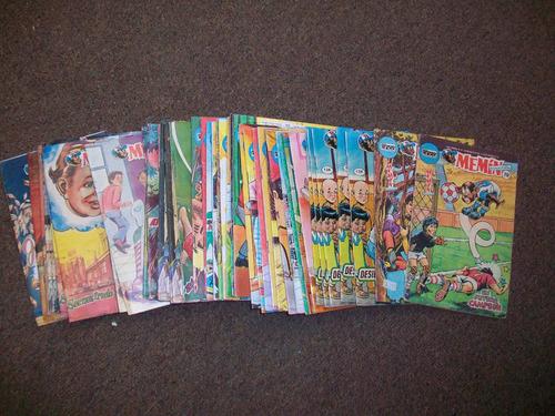 memin, antiguas revistas coleccionables en buen estado