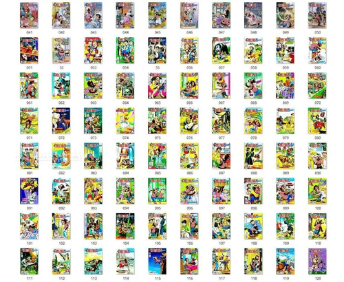 memin pinguin coleccion completa a color 442 digitales