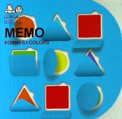 memo: formes i colors(libro infantil)