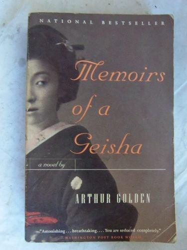 memoirs of a geisha arthur golden en ingles