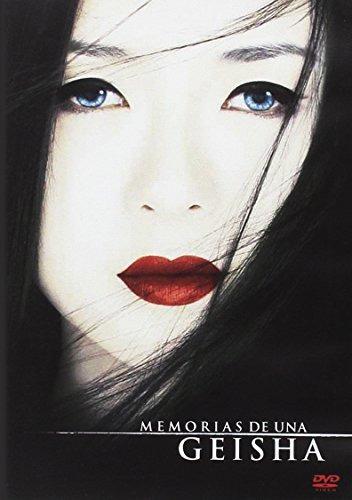 memoirs of a geisha - memorias de una geisha - (non usa