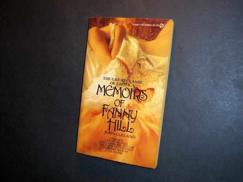 memoirs of fanny hill . john cleland . en inglés . aac