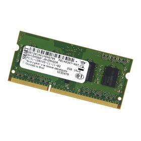 Memoria  P/  Notebook   Ddr3    2gb    Pc3- 12800s