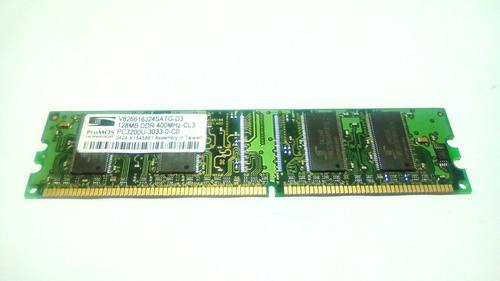 memoria 128mb ddr