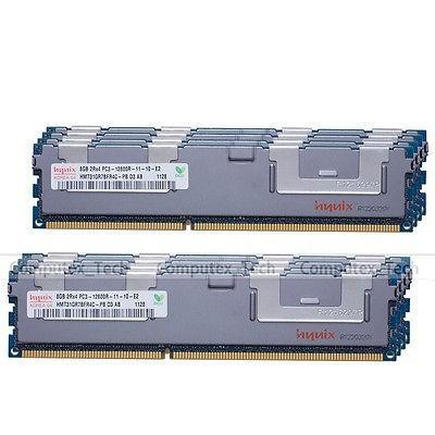 memoria 16gb ddr3 rdimm lp  dell r5500 t3600 t5600 t7500