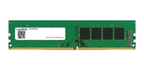memoria 16gb ddr4 2666mhz mushkin essentials