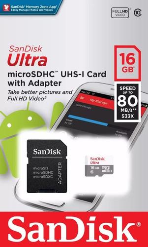 memoria 16gb micro 16gb