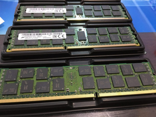 memória 16gb pc3l-12800r hp proliant bl460c bl465c g6 g7 g8