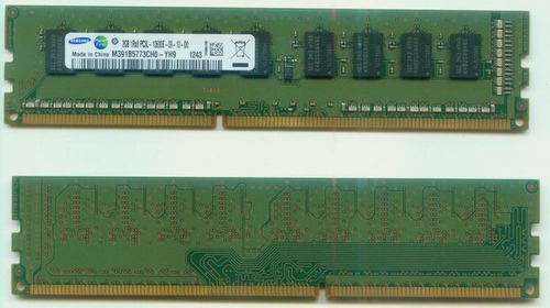 memoria 2gb ddr3