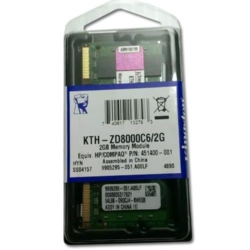 memoria 2gb para laptop ddr2