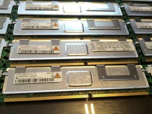 memoria 2gb pc2-5300f intel sr2520sax sr2500al s5000vclr