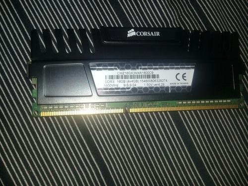 memoria  4 gb ddr3  1600mhz tengo 2 asi