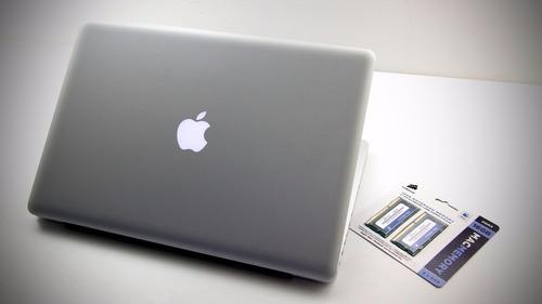 memória 4 gigas ddr3 1600 / 1333 mhz, upgrade macbook pro