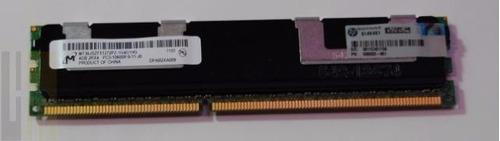 memoria 4gb 2rx4 pc3-10600r m393b5170fh0-ch9 p\ hp dell ibm