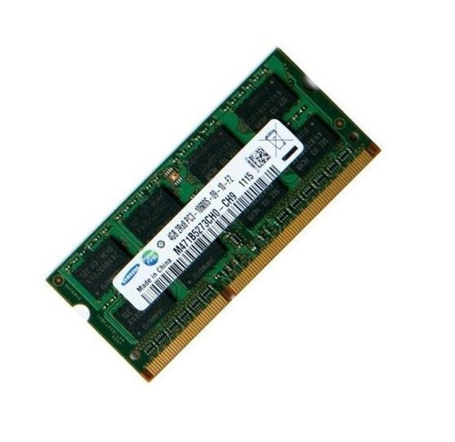 memoria 4gb ddr3 sodimm 1333mhz samsung 1.5v nuevas  envio