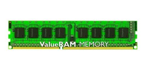 memoria 4gb kingston 1600 mhz ddr3 no-ecc dimm pc