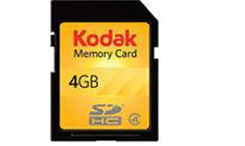 memoria 4gb kodak-usada