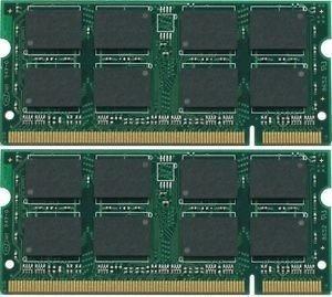 memoria 4gb notebook compaq presario c725 c725br - 2x 2gb