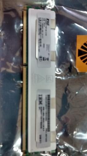 memoria 4gb pc3-10600r ddr3-1333 reg ecc ibm 49y1445 dell hp