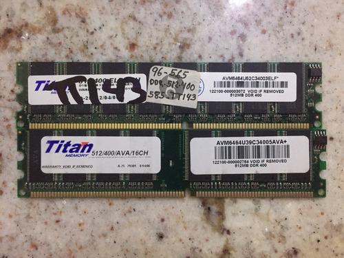 memoria 512mb ddr