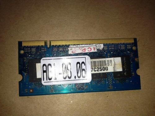 memoria 512mb ddr2
