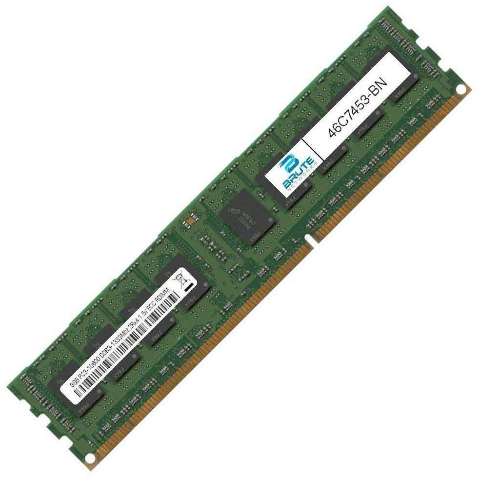 46C7453 8GB  DDR3 1333MHz Memory IBM X3550 M2 X3650 M2 2RX4