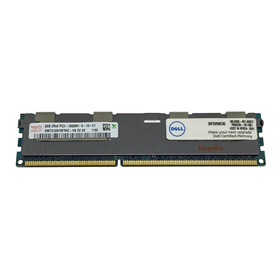 Memória 8gb Pc3-10600r Dell Poweredge R520 R610 R620 R720xd