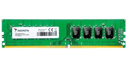 memória a-data premier 4gb cl19 2666mhz ddr4 ad4u2666w4g19-s