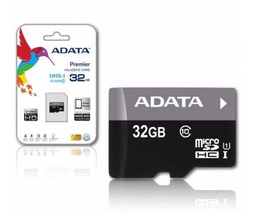 memoria adata micro sd class 10 32gb