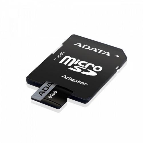 memoria adata micro sd class 10 64gb