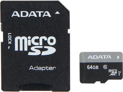 memoria adata micro sdhc 64gb,