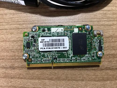 memória cache hp 512mb-pn 610673-001 633541-001