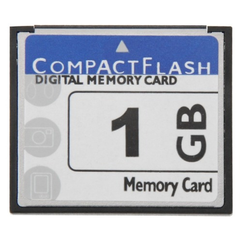 memoria cf 2 gb compact flash digital 100% capacidad