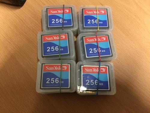 memoria compact flash  128 mb