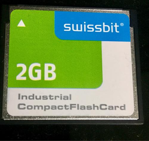 memoria compact flash 2 gb