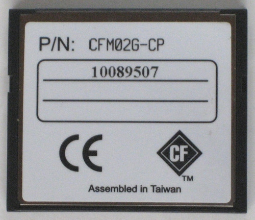 memoria compact flash 2gb
