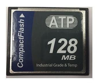 memoria compact flash atp industrial 128mb
