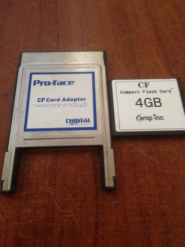 memoria compact flash card 4gb