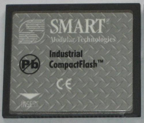 memoria compact flash industrial smart 2gb cf
