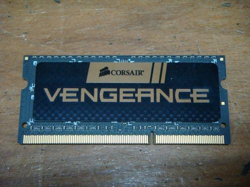 memoria corsair vengeance  8gb 1600mhz cmsx16gx3m2a1600c10